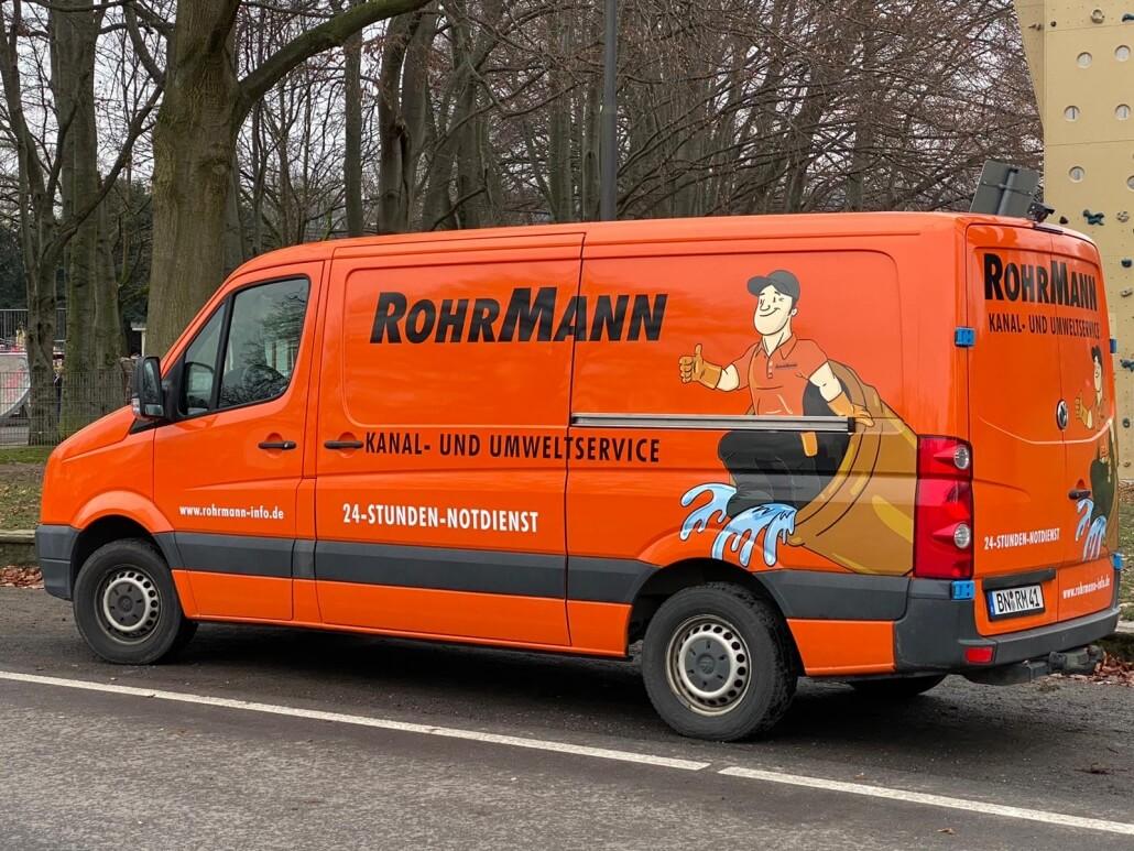 Rohrreinigung und Kanalreinigung in Bonn